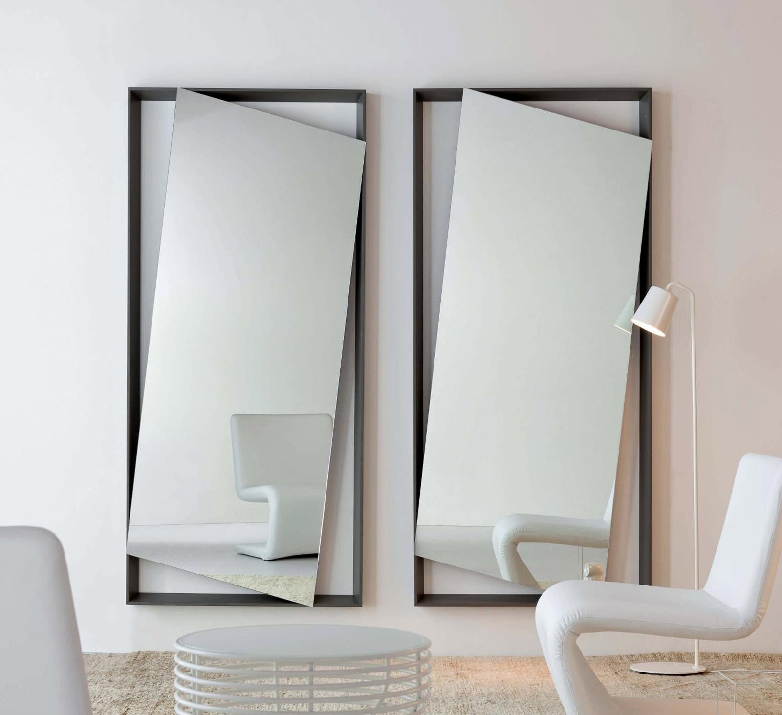 Nuova vetreria manzanese - Specchi particolari per bagno ...